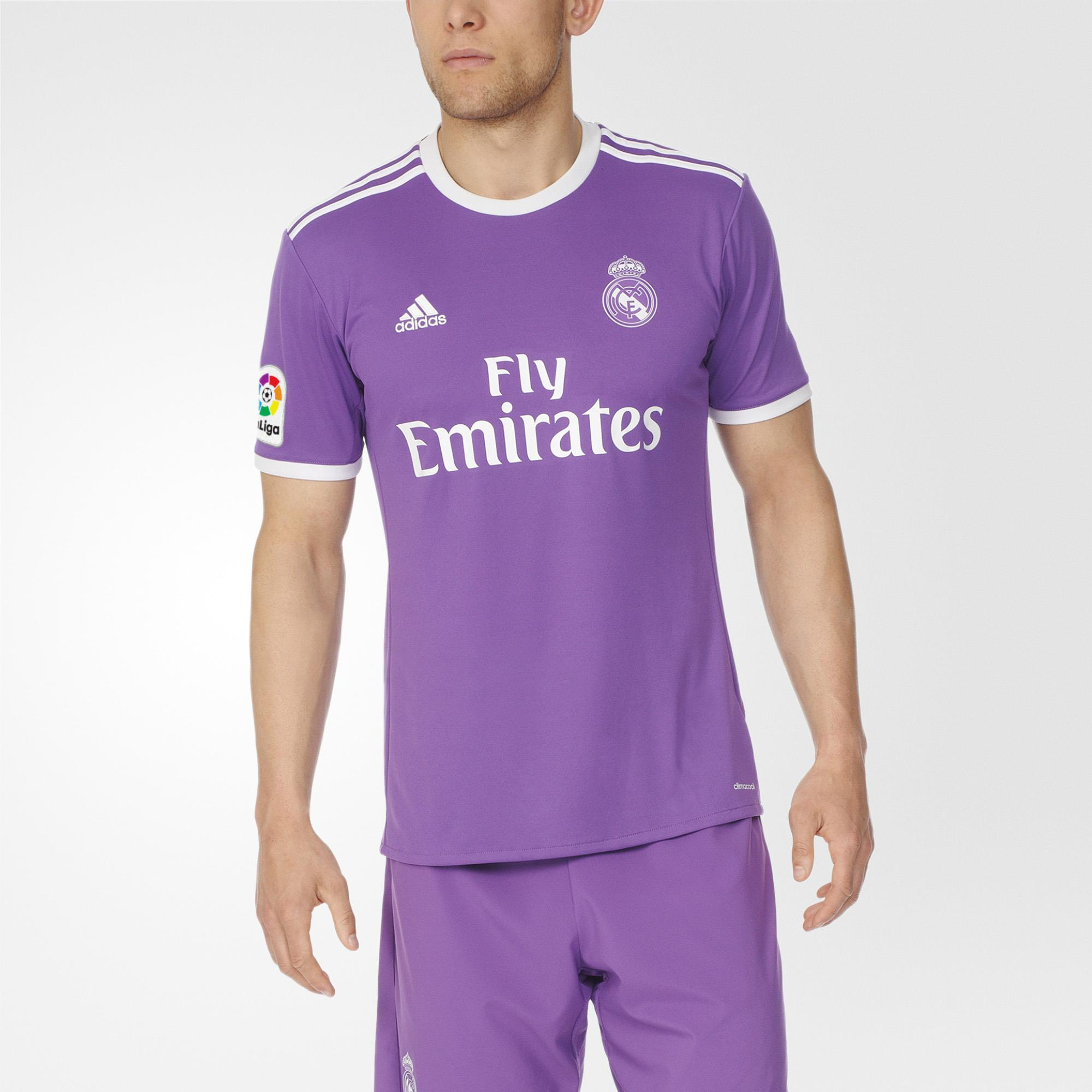 Adidas AI5158 REAL MADRID AWAY TARAFTAR FORMASI