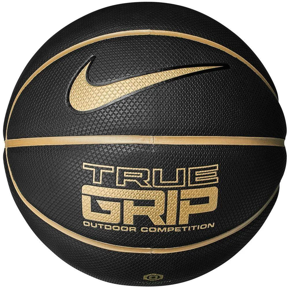 Nike N.100.0525.075.07 TRUE GRIP OT 8P BLACK BASKETBOL TOPU