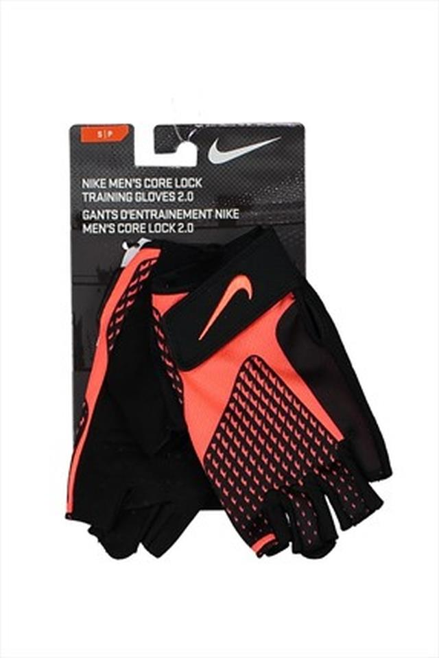 Nike N.LG.38.041.MD MEN'S CORE LOCK TRAINING GLOVES 2.0 SPOR GYM FITNESS AĞIRLIK ELDİVENİ M BEDEN