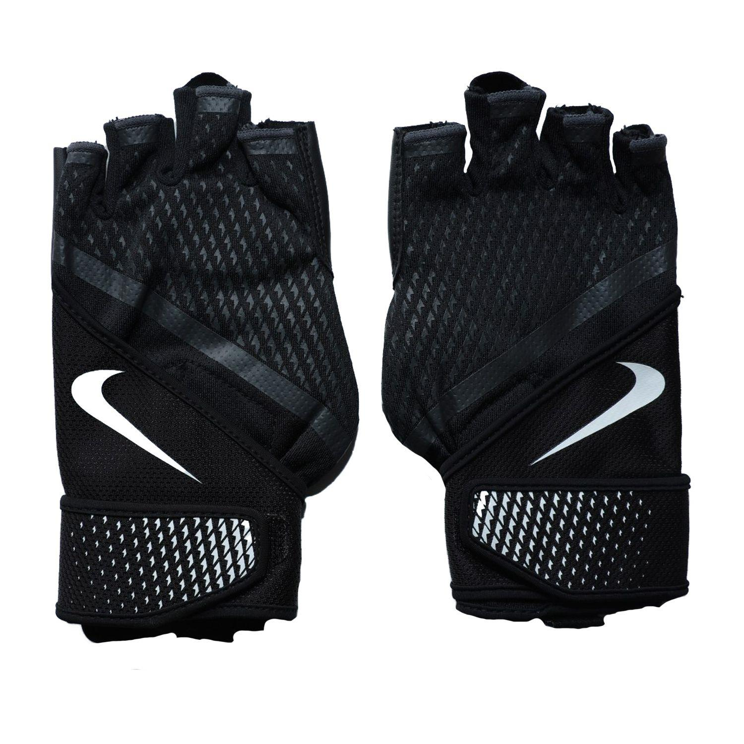 Nike N.LG.B4.031.LG MEN'S DESTROYER TRAINING GLOVES SPOR GYM FITNESS AĞIRLIK ELDİVENİ L BEDEN