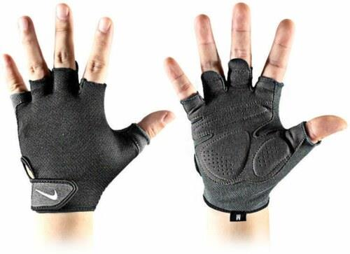 Nike N.LG.C5.057.MD MEN'S ESSENTIAL FITNESS GLOVES FITNESS GYM ELDİVENİ