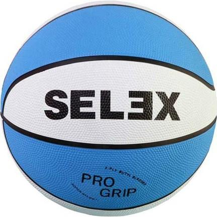 Selex BT-7 WHITE-BLUE BASKETBOL TOPU BT - 7 WHITE - BLUE
